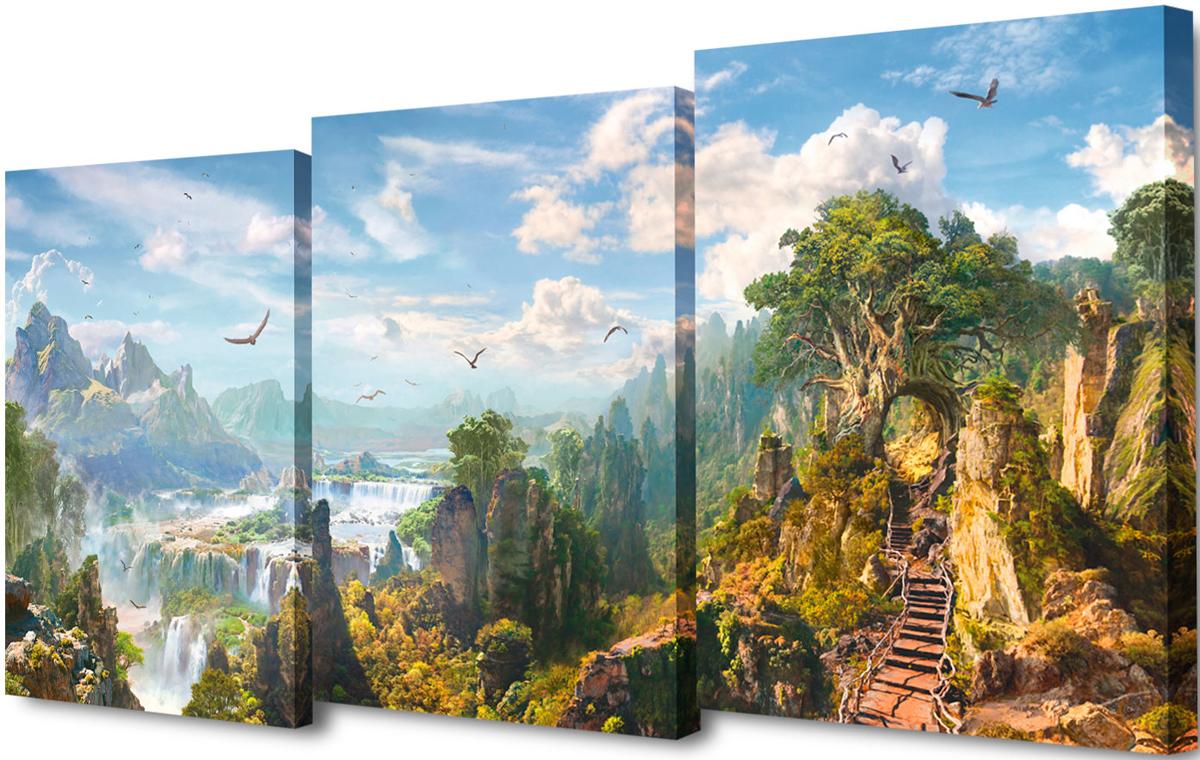 """Картина модульная """"Toplight"""", 100 x 150 см. TL-M2077"""