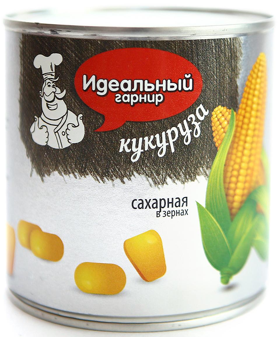 Идеальный гарнир Кукуруза высшего сорта ГОСТ, 425 г увелка гарнир плов овощной 2 пакетика по 150 г
