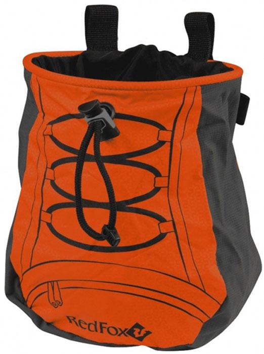 Back Bag - большая удобная поясная сумка для магнезии. Крепится на пояс.Материал: 300D Castle