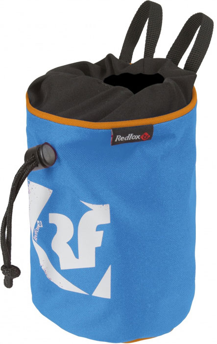 Мешок для магнезии Red Fox Hoob, поясной, цвет: синий