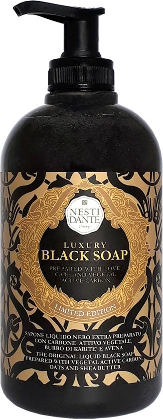 Nesti Dante Жидкое мыло Luxury Black, 500 мл