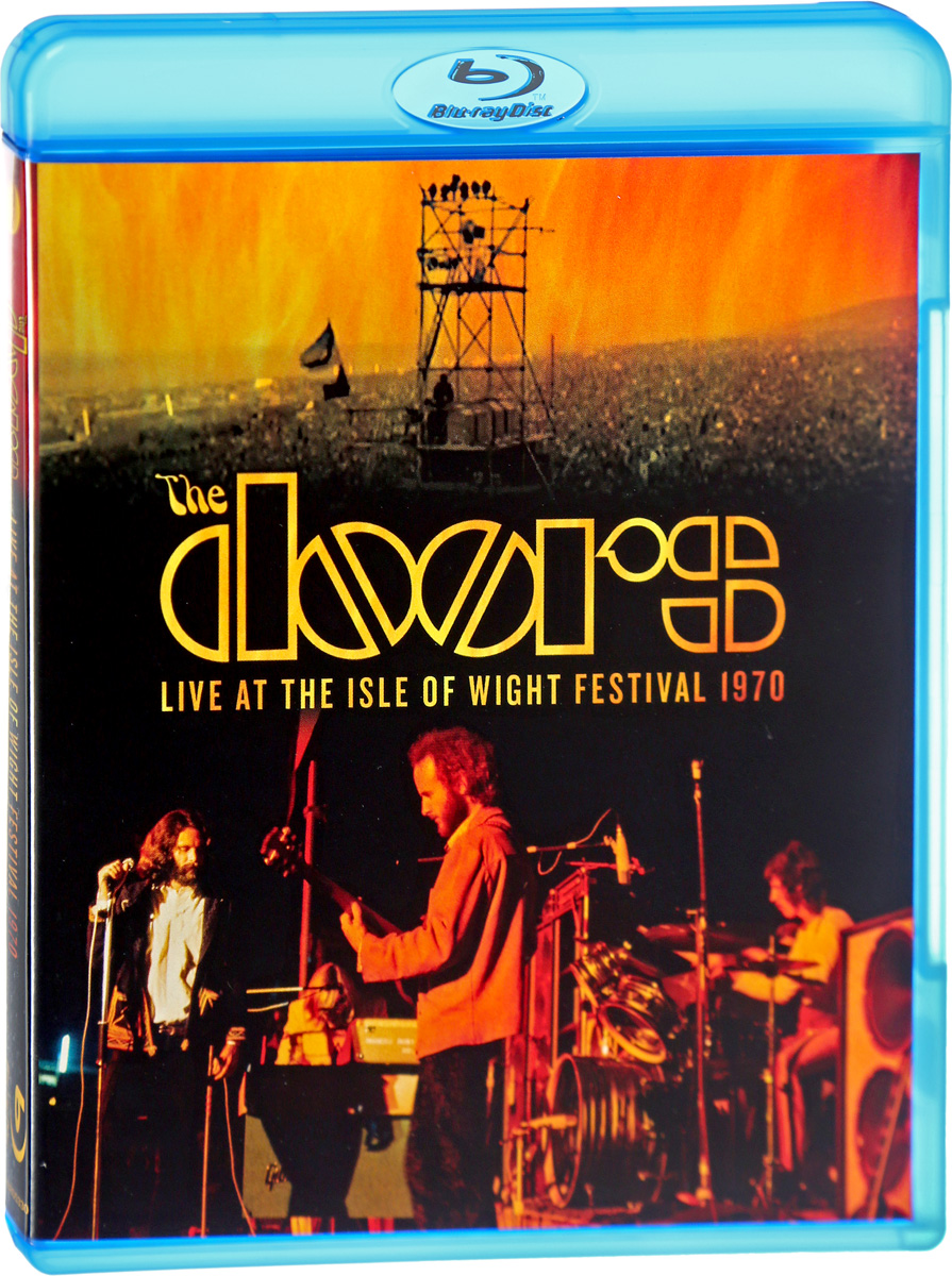 The Doors: Live At The Isle Of Wight Festival 1970 (Blu-ray Audio) bush live blu ray