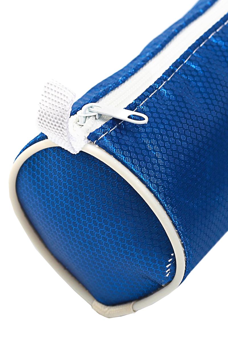 Calligrata Пенал-тубус школьный цвет синий 2879287