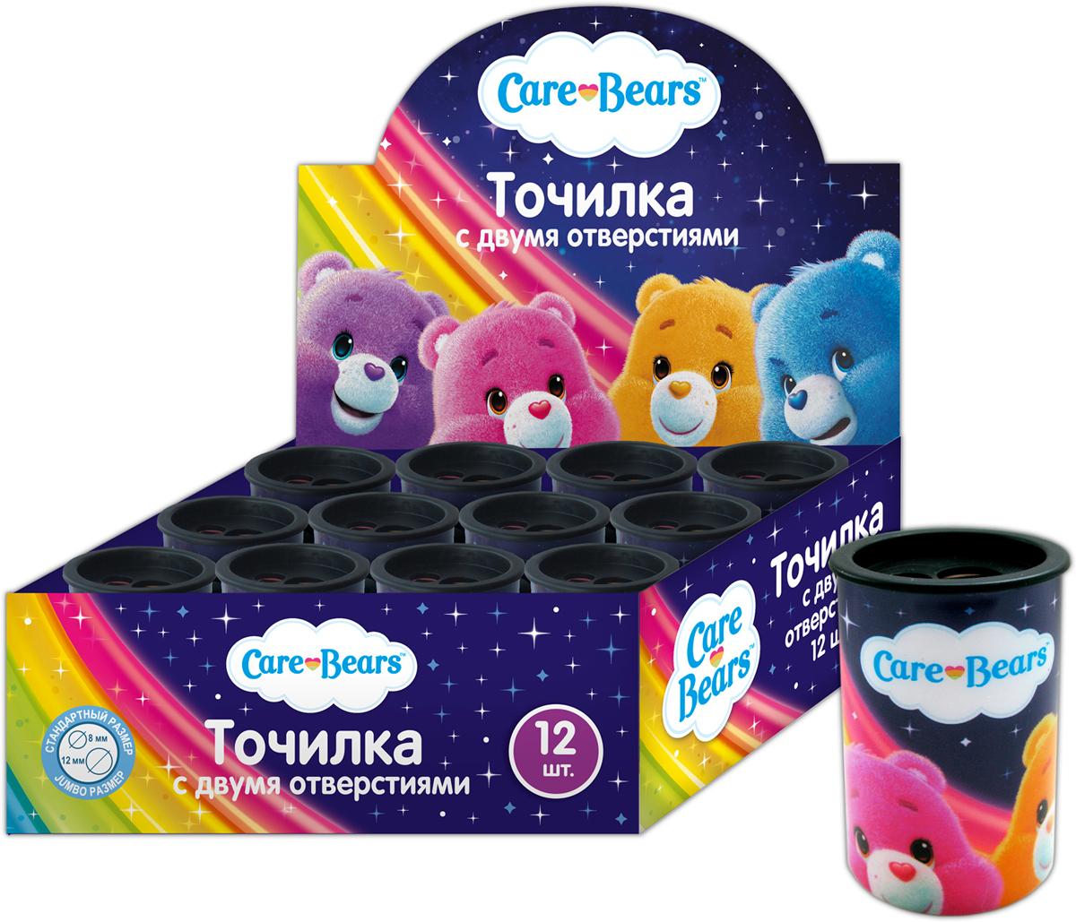 Care Bears Точилка с контейнером цвет фиолетовый 33959 товары для праздника care bears набор свечей заботливые мишки