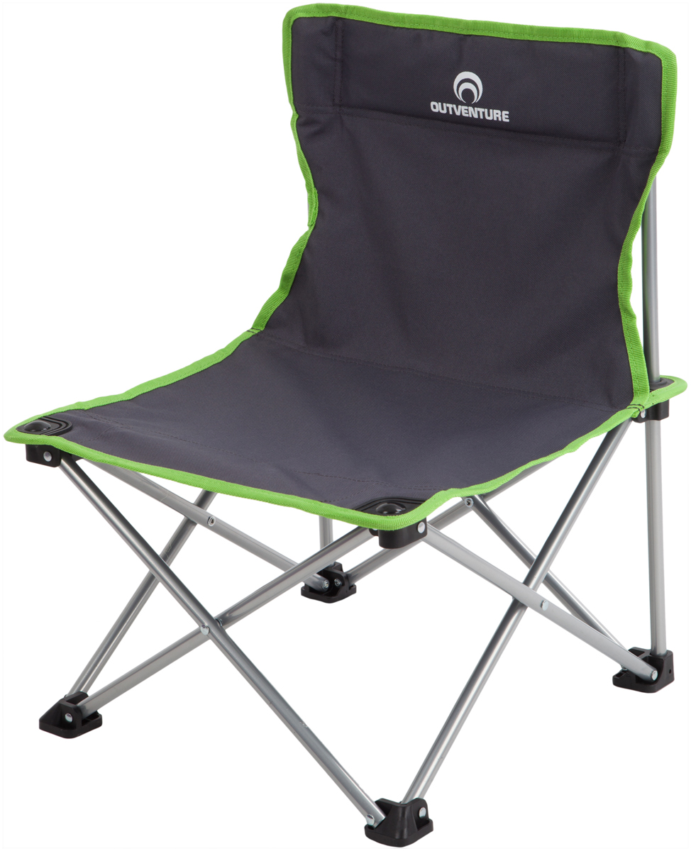 Складной кемпинговый стул со спинкой. Отличается небольшим весом и размером в сложенном виде. Стальной каркас гарантирует прочность на уровне полноформатных моделей.