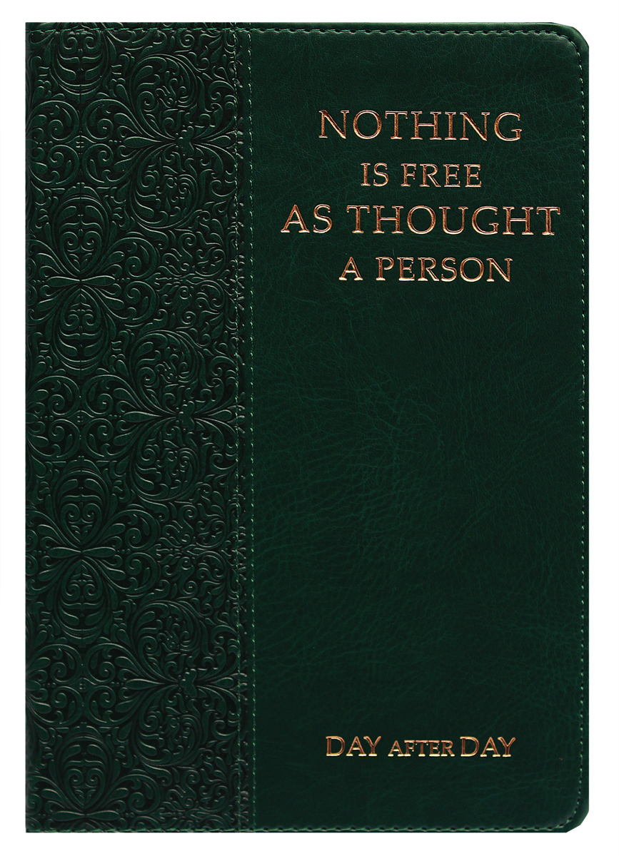 Collezione Ежедневник недатированный Умные мысли-7 160 листов формат А5