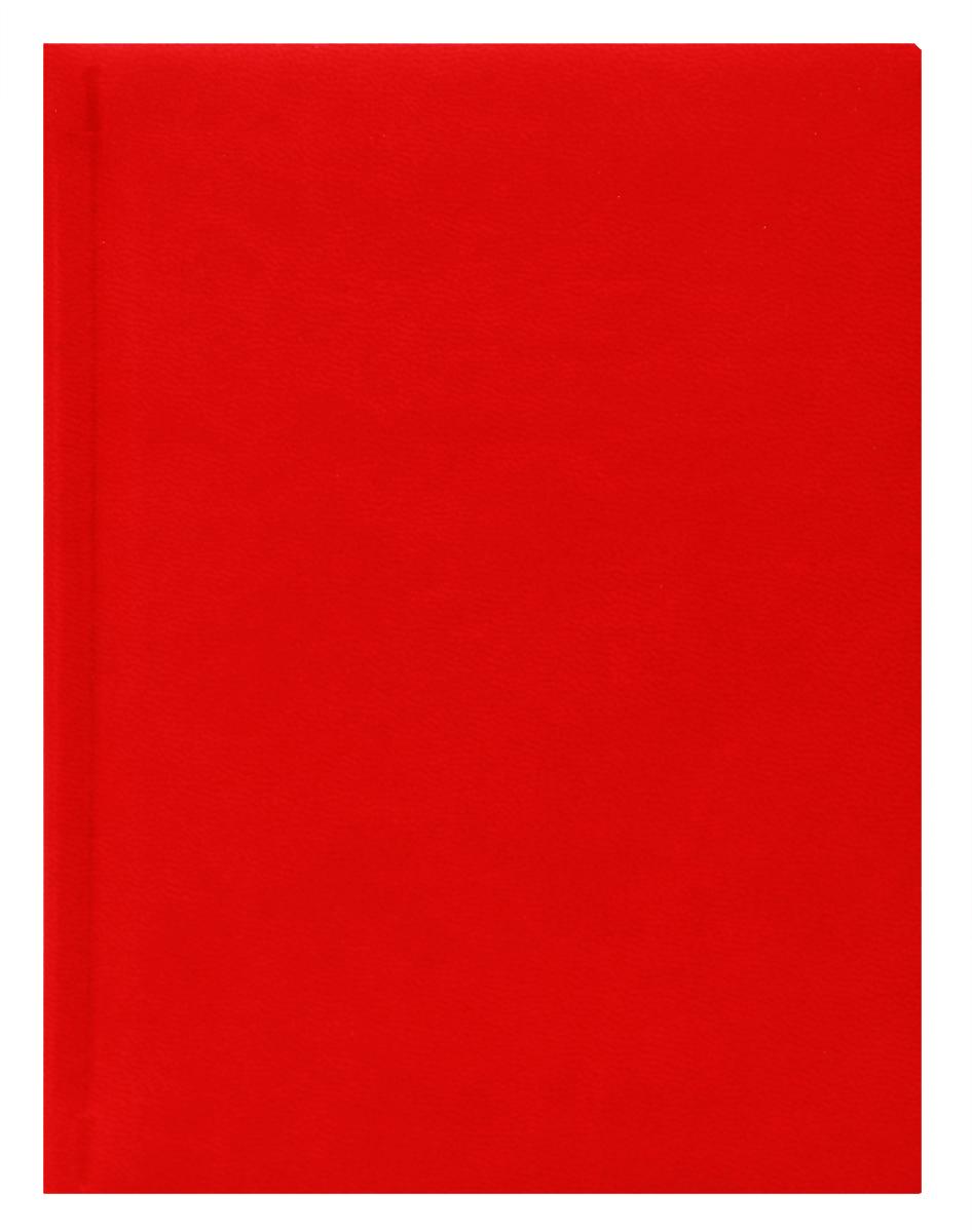 Profit Ежедневник недатированный Глосс цвет красный 160 листов