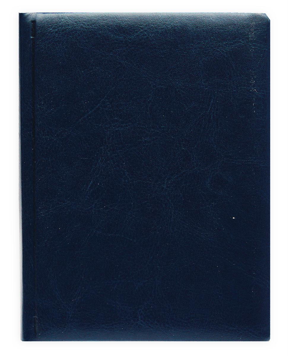 Prof Press Ежедневник недатированный Виладж цвет темно-синий 160 листов