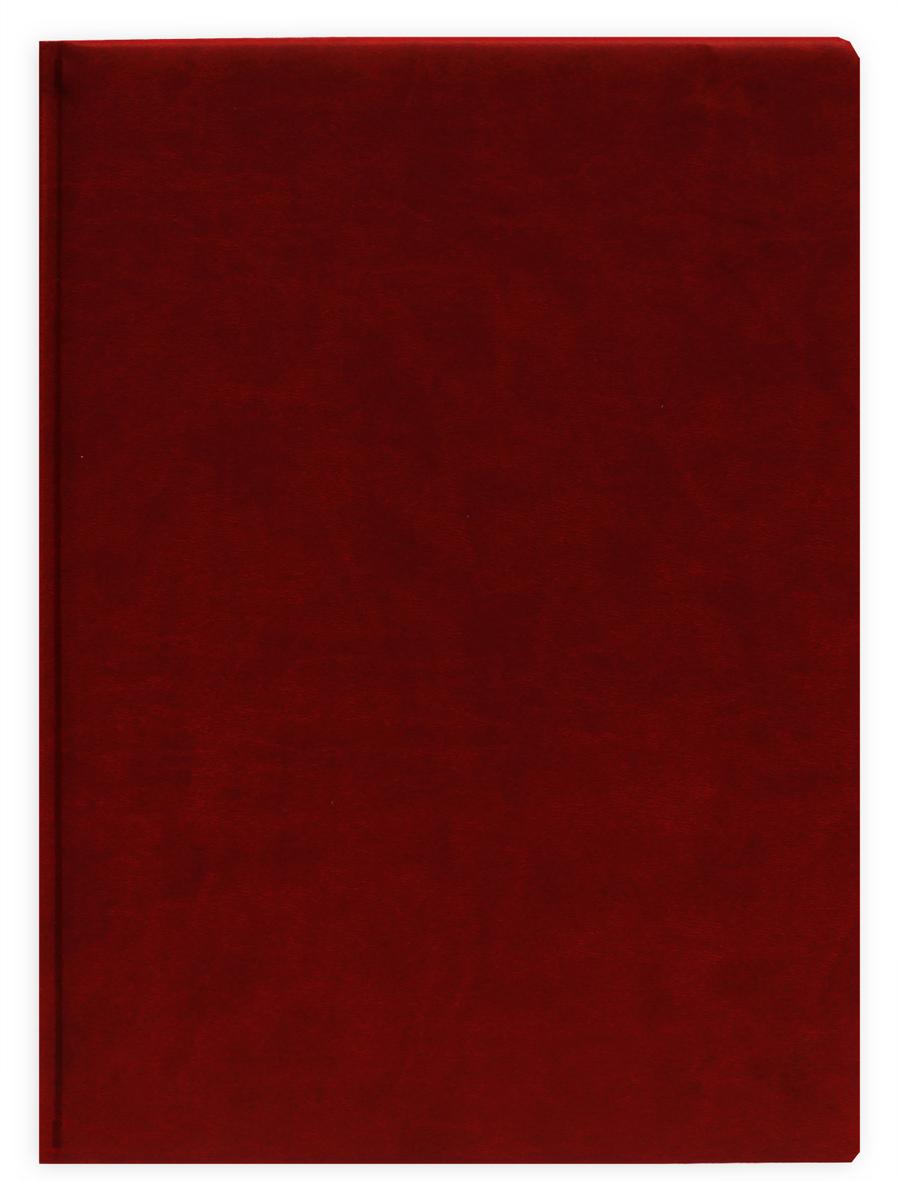 Prof Press Еженедельник недатированный Глосс цвет бордо 72 листа prof press ежегодник учителя рабочий стол недатированный 240 листов