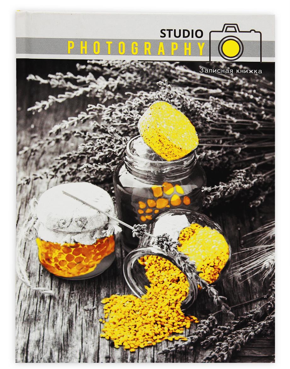 Collezione Записная книжка Желтый акцент. Мед 80 листов