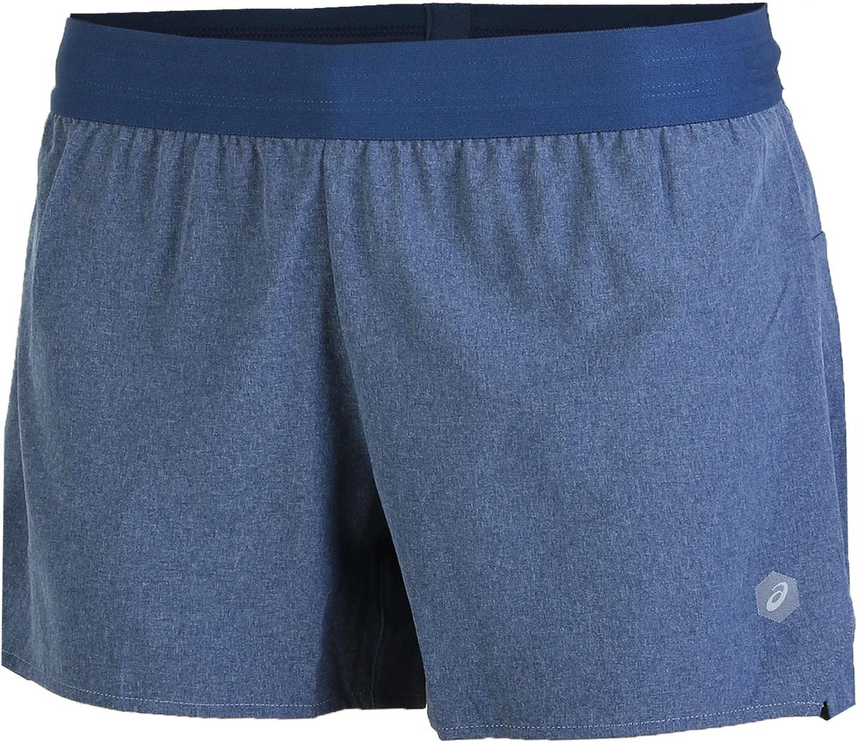 Шорты женские Asics 3,5in Short Woven, цвет: синий. 154553-1273. Размер XS (42) цена