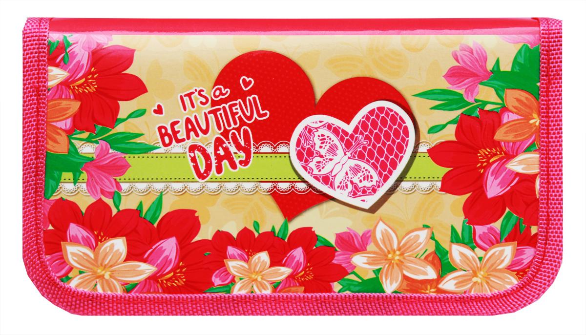 Prof Press Пенал Прекрасный цветочный день цены онлайн