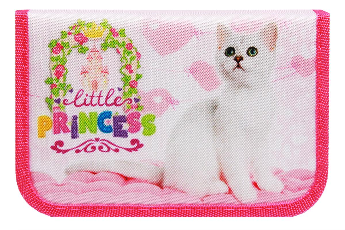 Prof Press Пенал Кошечка принцессы-2 цены онлайн