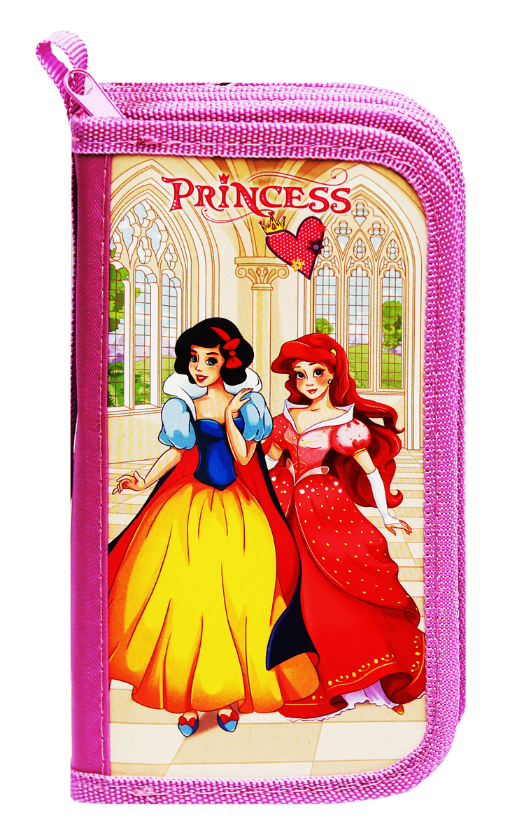Profit Пенал Очаровательные принцессы ПН-5709