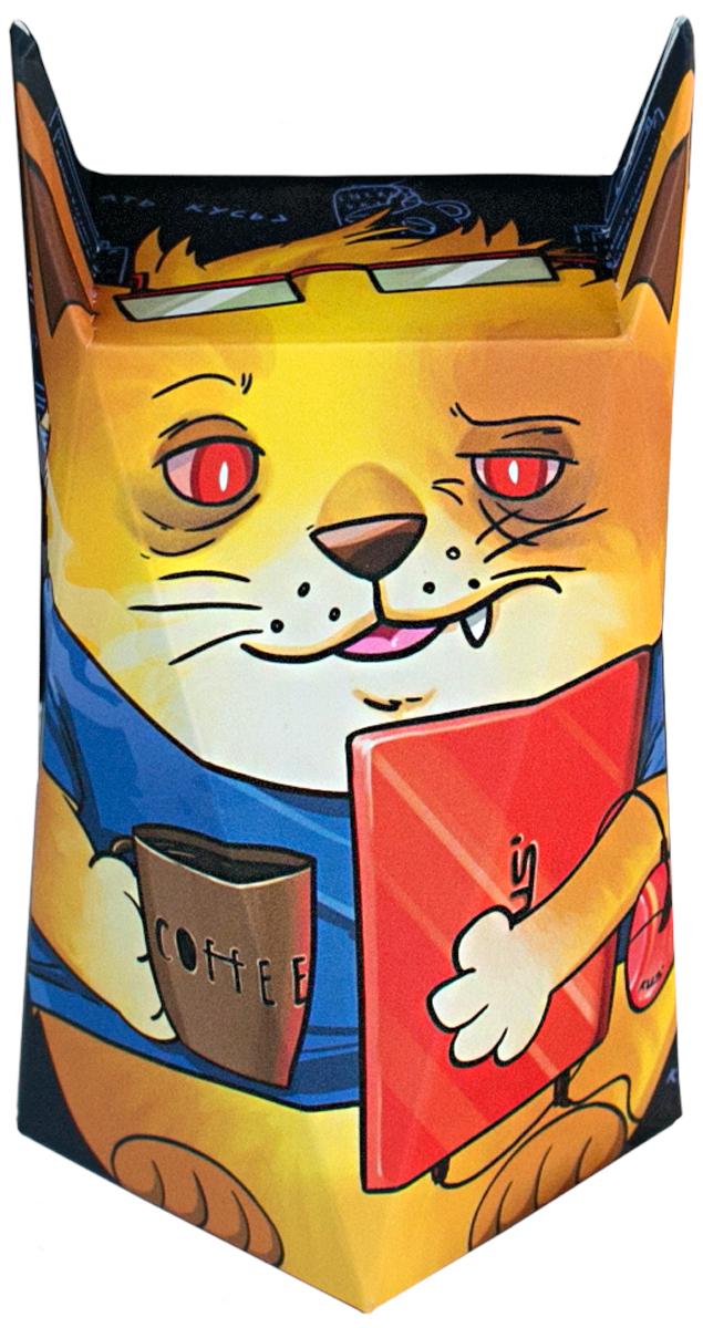 Сhokocat Кот-программист молочный шоколад, 50 г chokocat могучий кот молочный шоколад 50 г