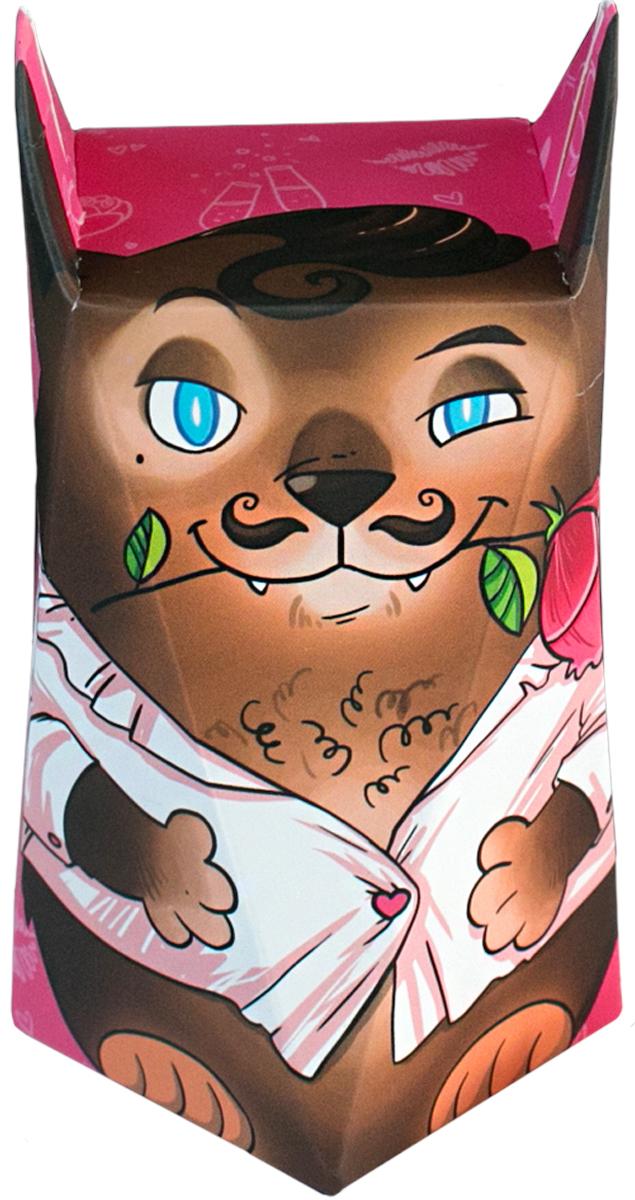 Сhokocat Кот-дон Жуан молочный шоколад, 50 г сhokocat пилюли счастья 2 леденцы для рассасывания 18 г