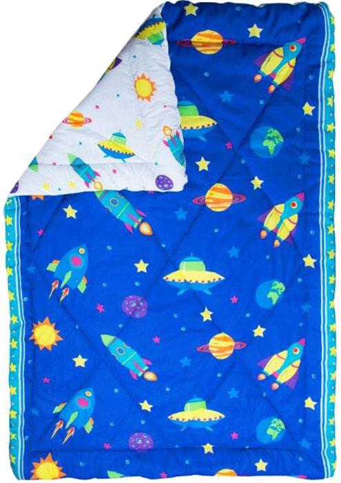 Мягкое теплое одеяло с яркими принтами окутает своим теплом и подарит уют и комфорт вашим детям! Все изделия гипоаллергенны, выполнены из высококачественного сырья, безопасного для здоровья ребенка.