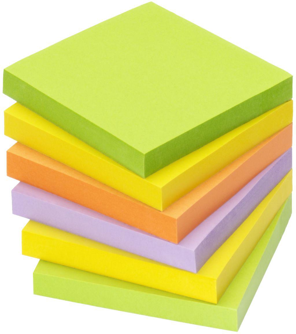 Info Notes Бумага для заметок Весна 75 х 75 100 листов
