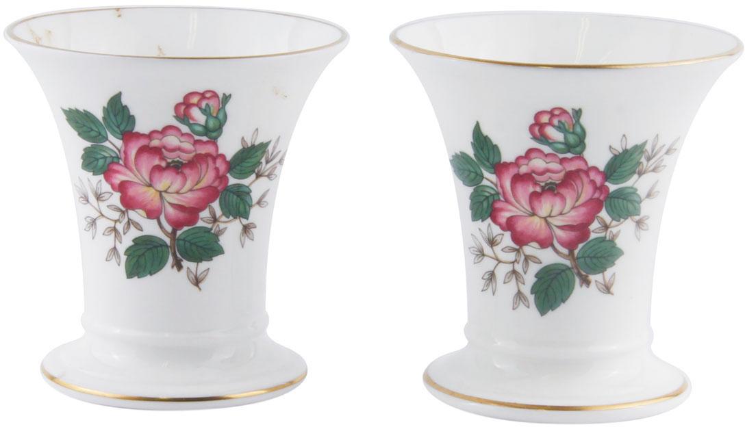 Wedgwood! Парные вазы