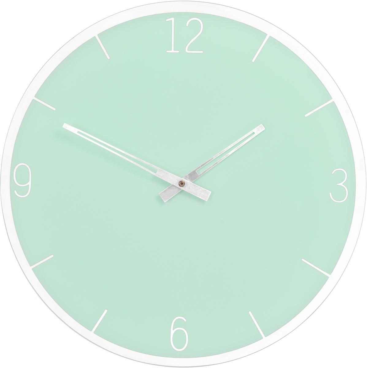 Часы настенные Innova W09654 имеют корпус из муранского стекла, дополнены зеркальной окантовкой. Часы снабжены кварцевым механизмом с плавным ходом. Батарейки в комплект не входят.