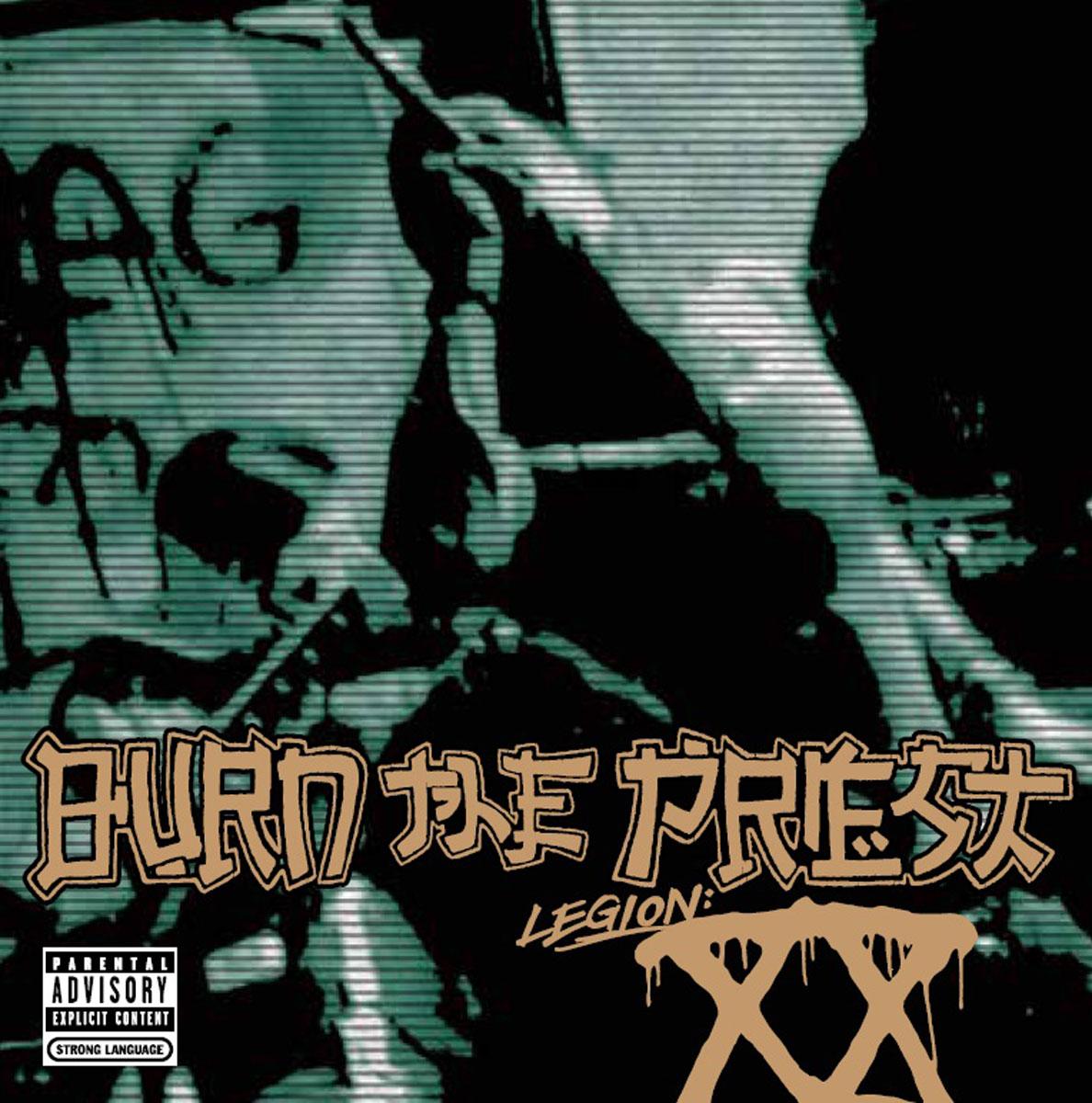 Zakazat.ru Burn The Priest. Legion XX (CD)