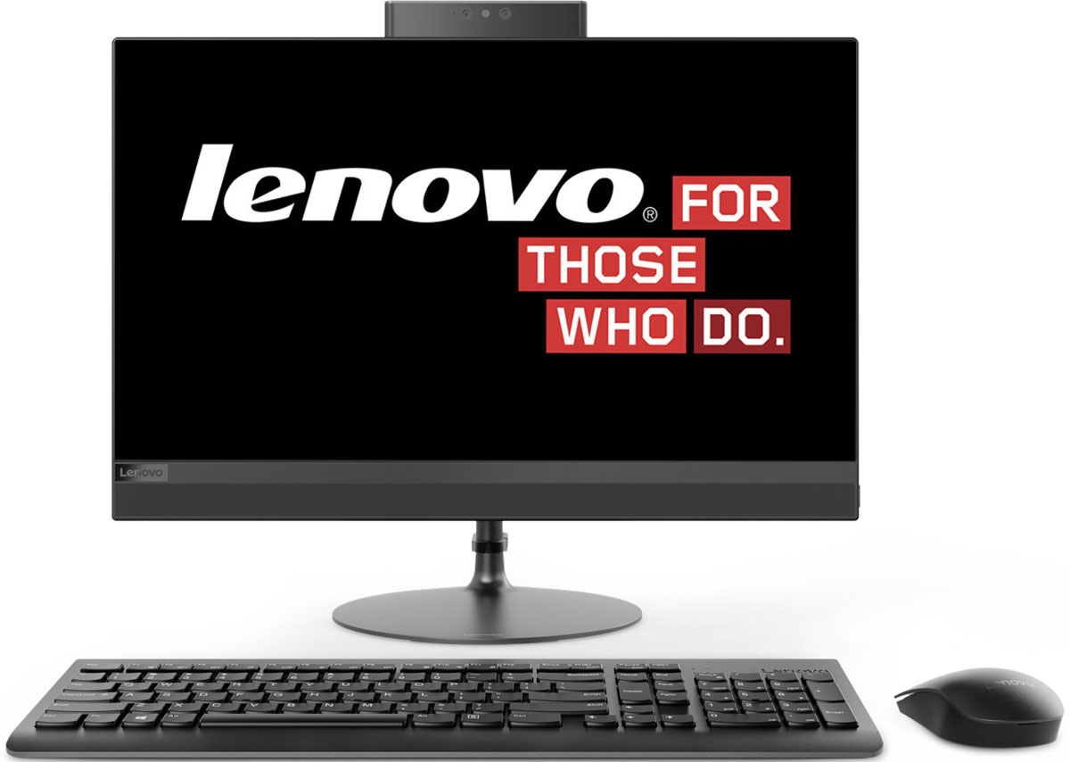 Lenovo 520-22IKU, Black (F0D50004RK) lenovo 520 22iku black f0d50004rk