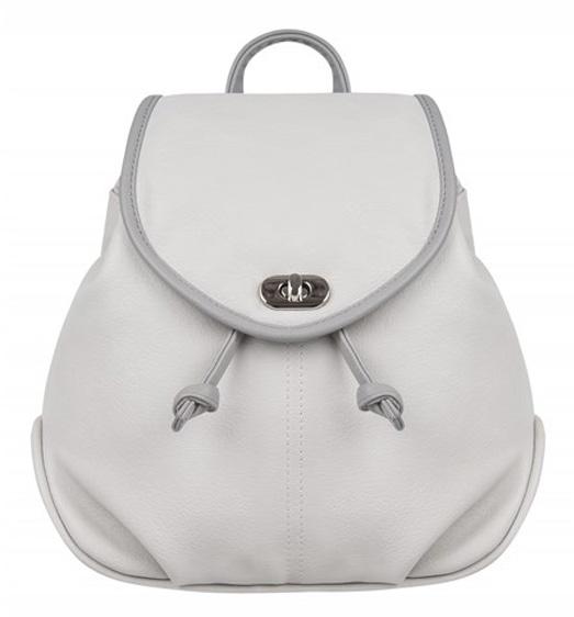 Рюкзак женский Constanta, цвет: светло-серый, серый. 1-3325-037 jenavi constanta