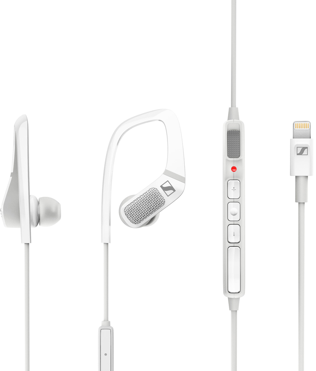 Sennheiser Ambeo Smart Headset West, White наушники