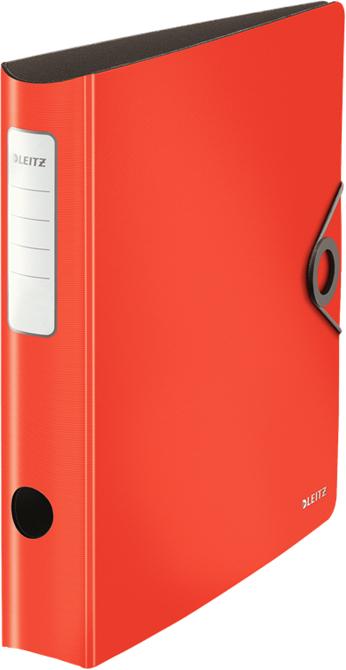 Leitz Папка-регистратор Active Solid обложка 65 мм цвет красный