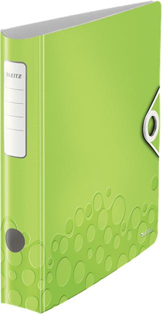 Leitz Папка-регистратор 180° Active WOW обложка 65 мм цвет зеленый -  Папки