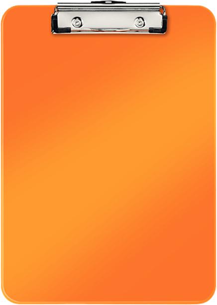 Leitz Папка-планшет WOW А4 цвет оранжевый