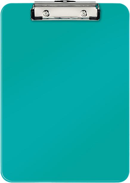 Leitz Папка-планшет WOW А4 цвет бирюзовый планшет азбукварик планшет мультяшки повторяшки 4680019280158