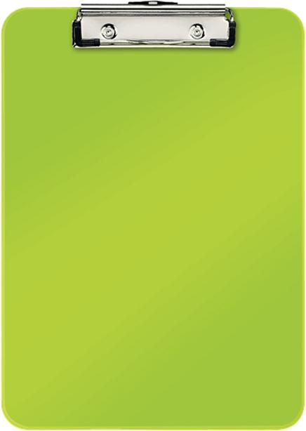 Leitz Папка-планшет WOW А4 цвет зеленый