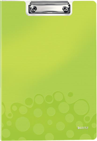 Leitz Папка-планшет WOW с крышкой цвет зеленый планшет