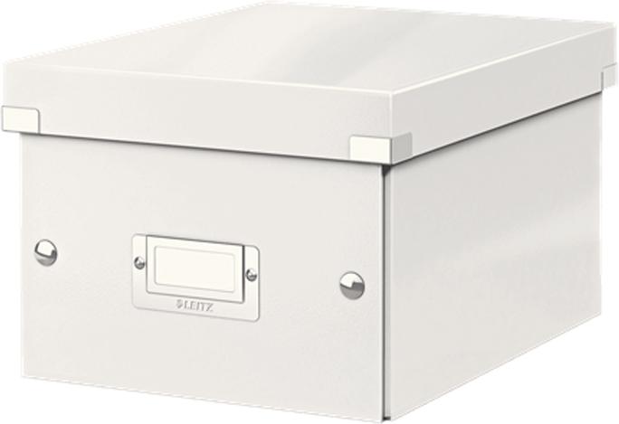 Leitz Короб архивный Click-n-Store размер S (A5) цвет белый