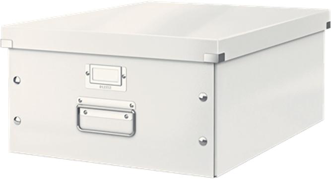 Leitz Короб архивный Click-n-Store размер L (A3) цвет белый