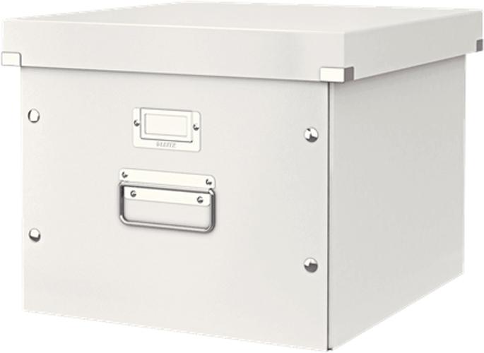 Leitz Короб архивный Click-n-Store для подвесных папок цвет белый