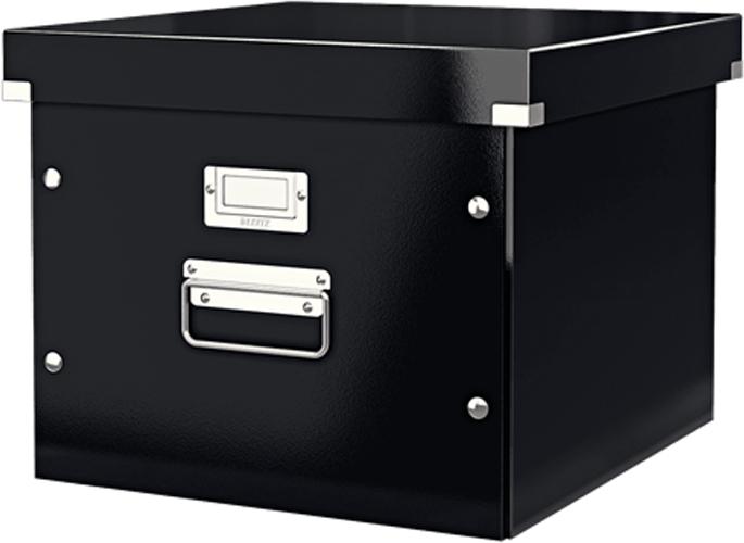 Leitz Короб архивный Click-n-Store для подвесных папок цвет черный