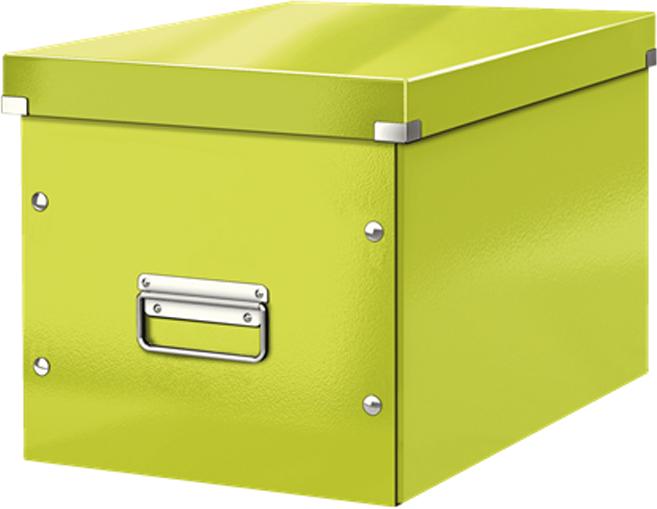 Leitz Короб архивный Click-n-Store размер L цвет зеленый