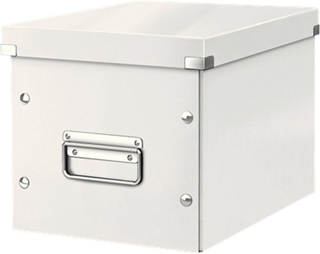 Leitz Короб архивный Click-n-Store размер М цвет белый -  Лотки, подставки для бумаг