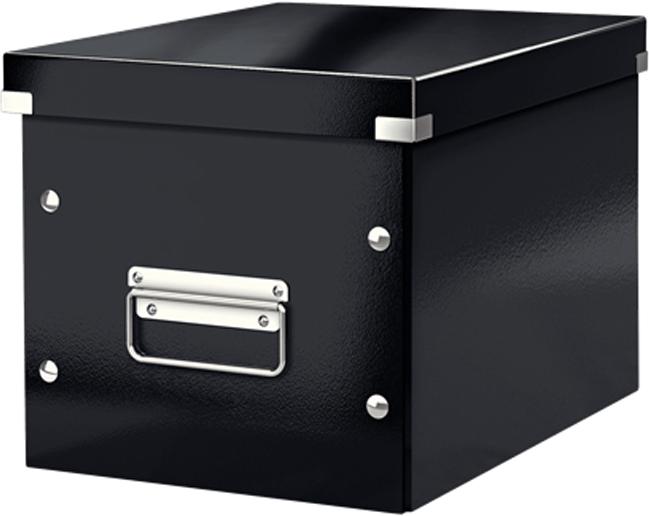 Leitz Короб архивный Click-n-Store размер М цвет черный