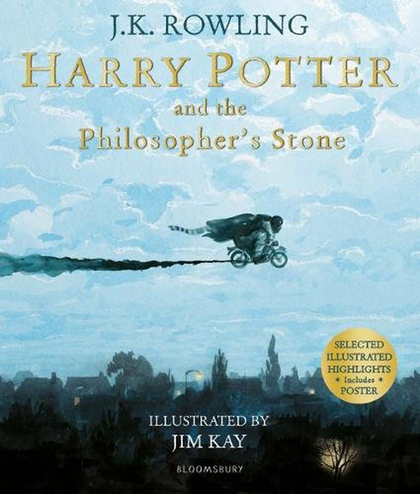 Harry Potter and the Philosopher's Stone: Illustrated Edition child l jack reacher never go back a novel dell mass marke tie in edition