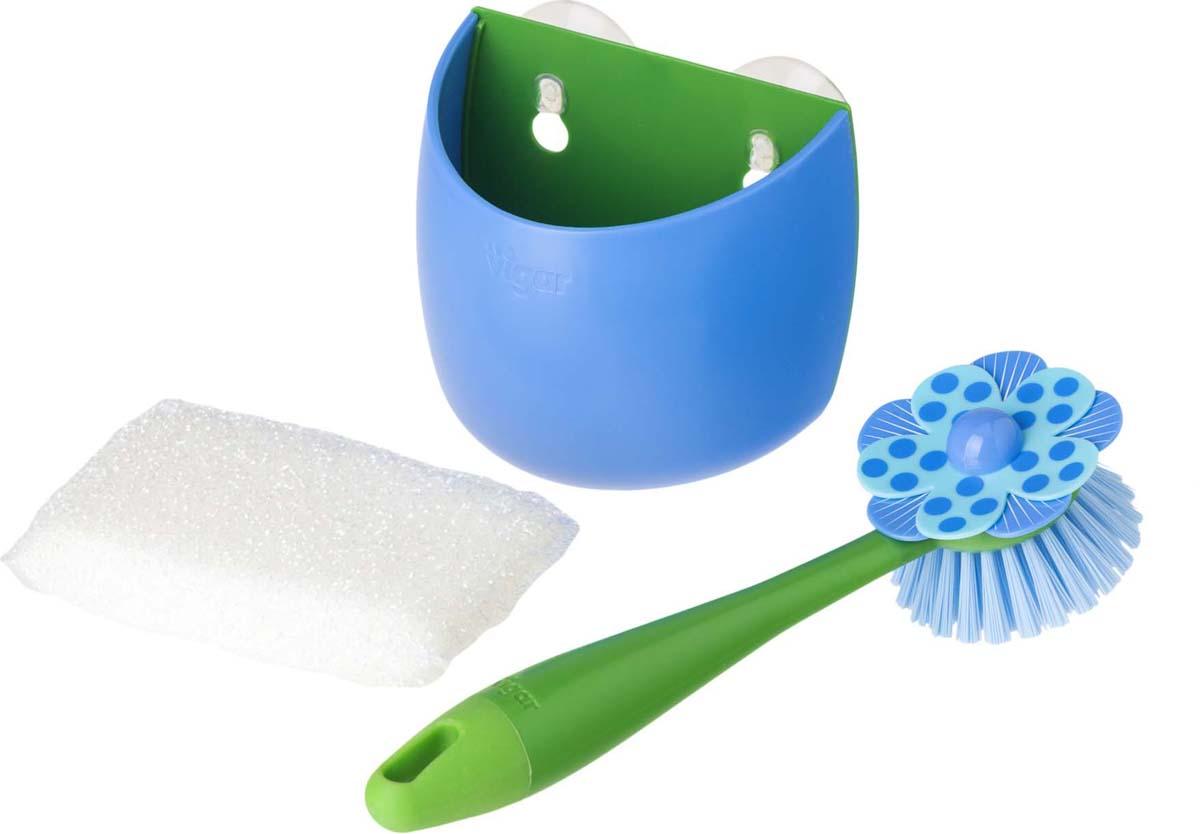 Набор для мытья посуды Vigar