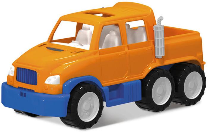 Stellar Игрушка для песочницы Пикап пикап на р у с аккумуляторной батареей и батарейками для пульта синий