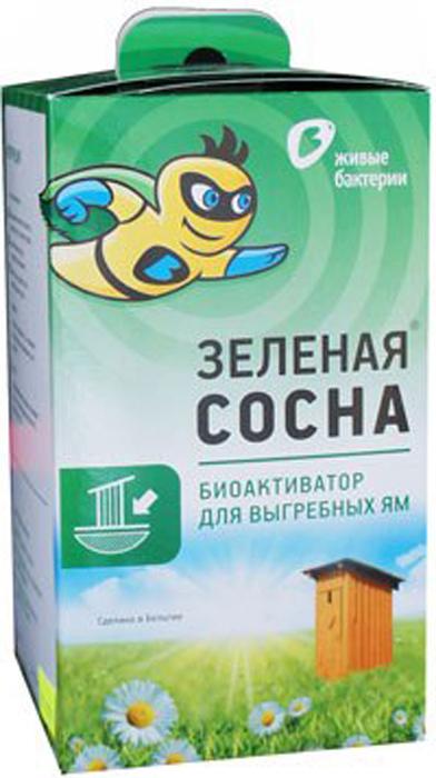 Биоактиватор Живые бактерии Зеленая Сосна, концентрат, 300 г