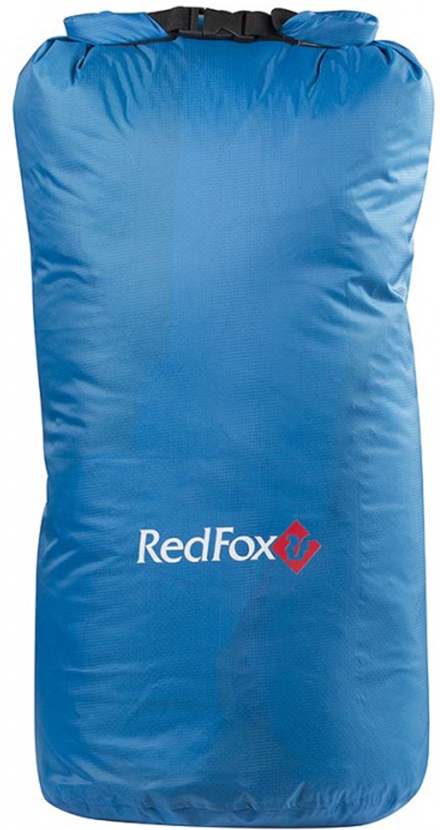 Гермомешок Red Fox Germa Super Light, цвет: синий, 4 л 1more super bass headphones black and red
