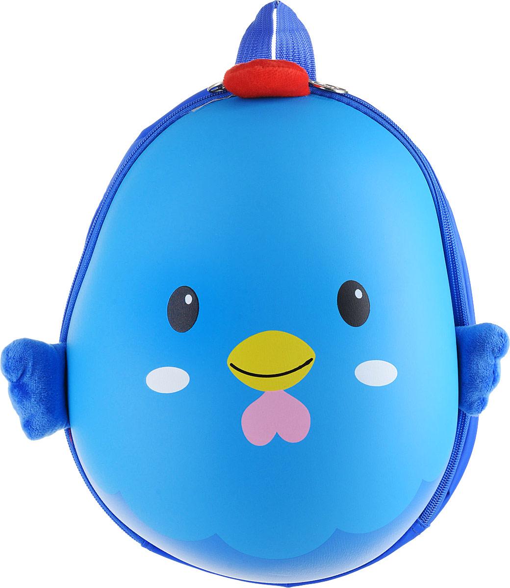 Рюкзак для девочки Vitacci, цвет: голубой. BY04021