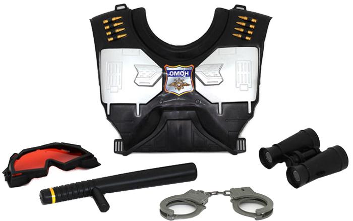 BeBoy Игровой набор Полиция IT100558 игра beboy набор полиция it100555 38x26x3cm