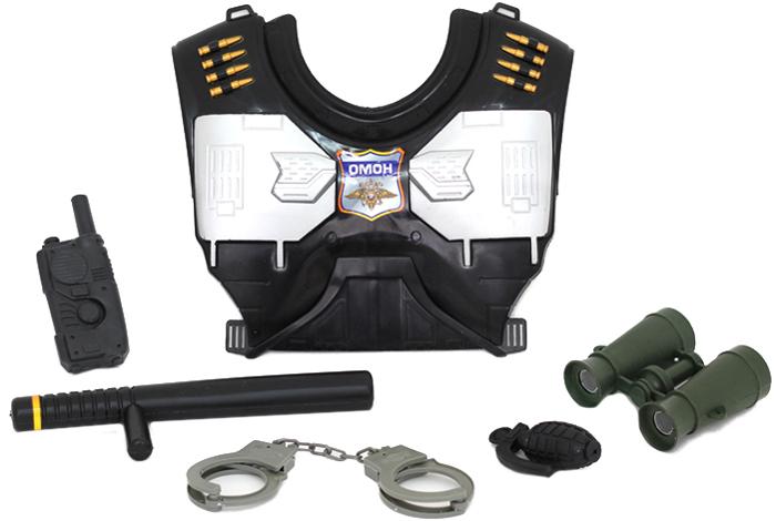 BeBoy Игровой набор Полиция IT100559 игра beboy набор полиция it100555 38x26x3cm