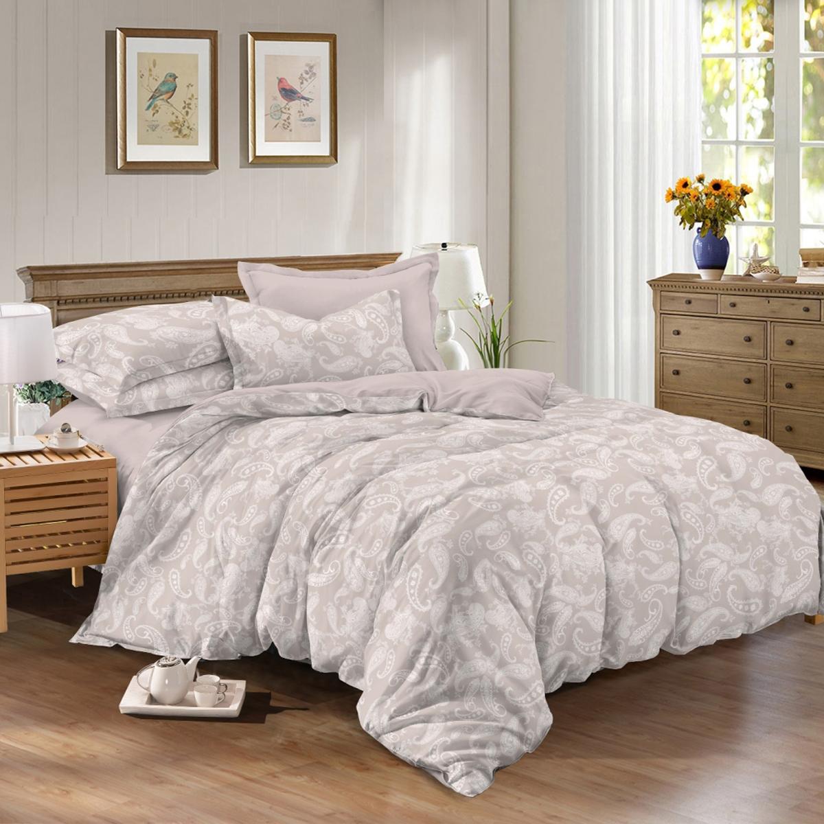 Комплект белья Soft Line, 2-спальный, наволочки 50x70. 6227 комплект белья soft line 2 х спальный наволочки 50x70 06121